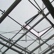 烟台中空玻璃进气的处理方式